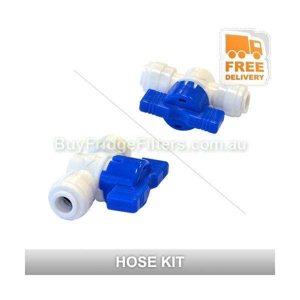 Fridge hookup kit
