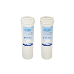2 X 836848 Fisher & Paykel Fridge Filter by  Aqua  Blue  H20