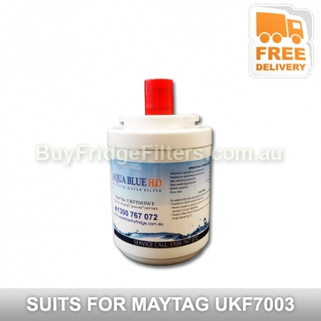 MAytag Fridge Filter UKF7003AXX Replacement Aqua Blue UKF7003AWF