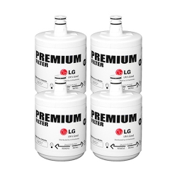 4 X 5231JA2002A, LT500P LG Genuine Fridge Water Filter premium