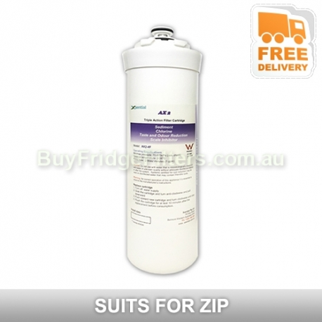 5 MICRON TRIPLE ACTION 150MM 5-STAR  replacement   filter