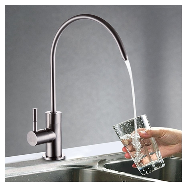 Faucet C_Ufaucet Modern Best Stainless Steel Brushed