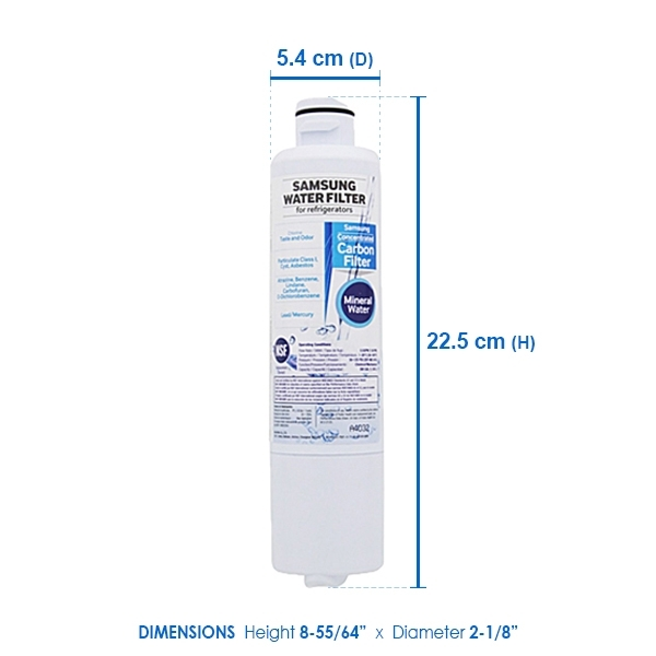 Da29 00020b Samsung French Door Fridge Filter