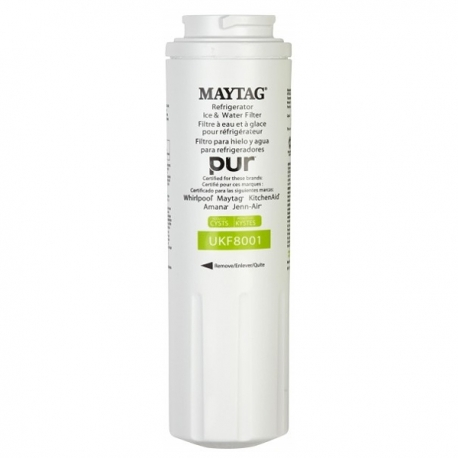 UKF8001AXX  Maytag/Jennair Amana Fridge Filter - Puriclean