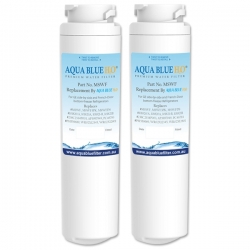 2x GE MSWF FOR GE FRIDGE WATER FILTER COMPATIBLE REPLACEMENT
