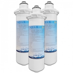 3X Paragon Commercial Water Filter ECB5SR2 / EV959206/2CB-GW