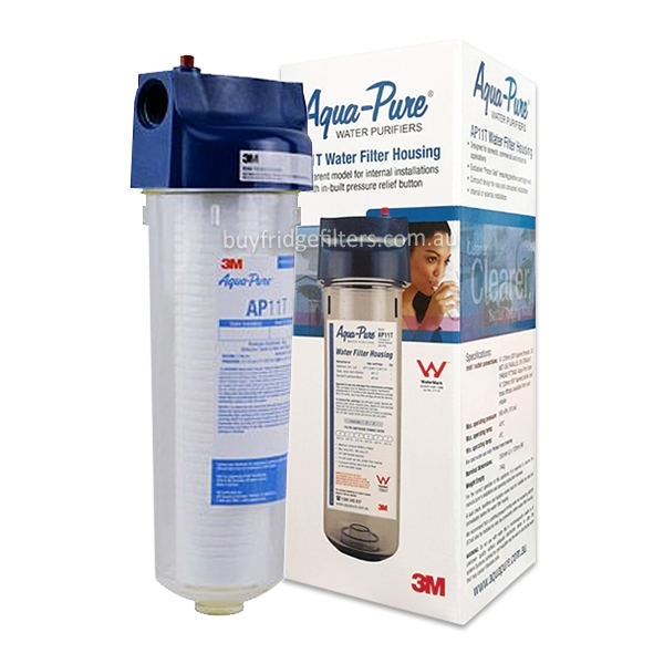 Aqua-Pure AP11T Whole House Water Filtration System 55299-02