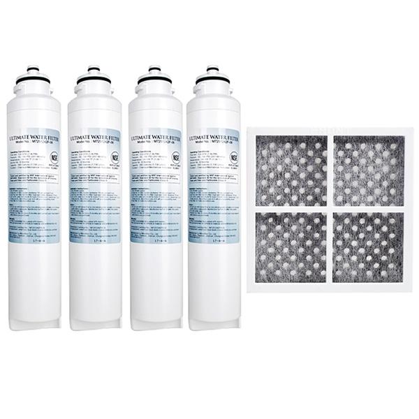 4 x M7251253FR-06 Fridge Filter + 1 x LT 120F Fresh Air Filter set