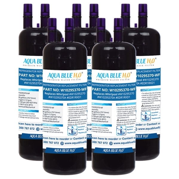 Whirlpool W10295370 Filter1 Refrigerator Water Filter By