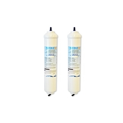 2 X Bosch external inline Fridge filter for KAN58A70AU/KAN58A70SS