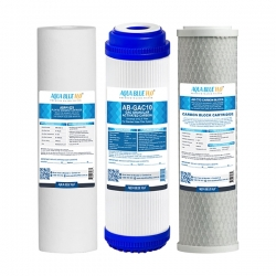 Undersink 3 Stage Water Filter 10