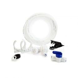 Fridge Water Filter Pipe Tubing hose connection kit set