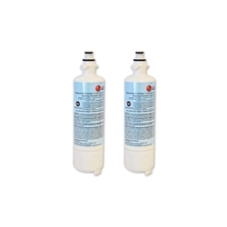 2 X LT700P Internal Fridge Filter - LG ADQ36006101