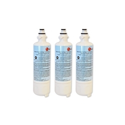 3 X LT700P Internal Fridge Filter - LG ADQ36006101