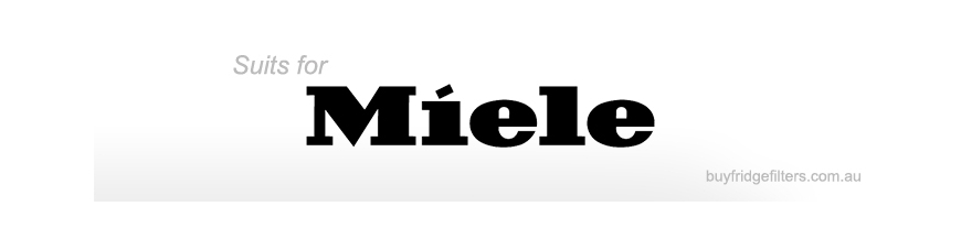 MIELE  FRIDGE FILTERS