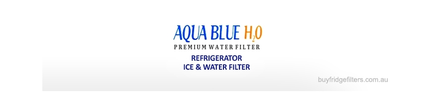 AQUA BLUE H2O FRIDGE FILTERS