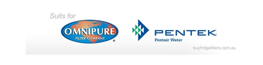 PURE /  PENTEK / OMNIPURE / MATRIKX FILTERS